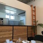 カフェ ジョリオン - [2018年6月]店内