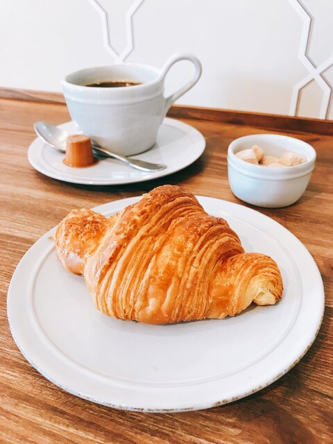 ル・プレジール・デュ・パン - 朝食Aセット