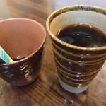 成陣 - 食後のコーヒーはプラス200円となります