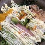 海鮮王 - ネギトロアボカド丼