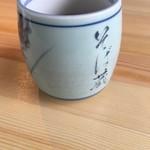 新宿 そば蔵 - そば茶