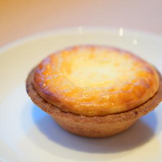 きのとや - 料理写真:チーズタルト@税込183円:ラウンジにて食す。