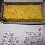 本玉小島 - 厚焼き本大590円