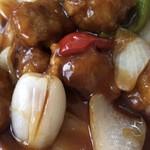 華中 - 美味しい酢豚でした