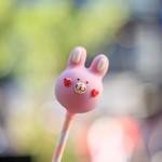 トッティー キャンディー ファクトリー - ケーキポップ 400円