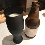 87736599 - コエドビール 白 330mL (埼玉県地ビール) 1000円(税抜)