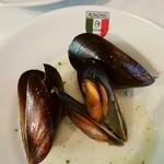 87737100 - ムール貝の白ワイン蒸し