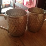 アジアンカフェ ダオタイランド - 一番位の高い家来が使うコップ
