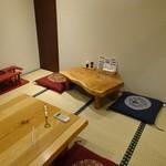 中華和膳 毘膳 - 2人の小さいテーブルもあり