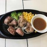 洋食とステーキ 健 -