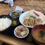 むじゃき - 生姜焼き