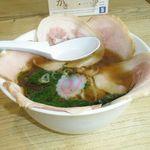 活力屋 - チャーシュー麺