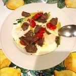 トラットリアピッツェリア polipo -
