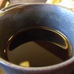 日本料理と蕎麦 冴沙 - 汁(軽井沢十割そば)