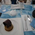サロン・ド・カフェ・ボワシエ - ケーキ
