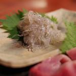 Nihonshuhanatare - 生しらす
