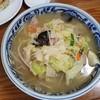 上重朋文の店 - 料理写真:たんめん800円