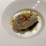 セレスティ - ペースト状鮎と海苔