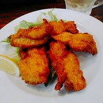 グリルママ - 若鶏の唐揚げ 580円(税込)