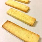 さらさ焼菓子工房 - チーズ クッキー