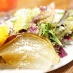 ピッツァ メルカート - ランチサラダ