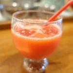 ピッツァ メルカート - ブラッドオレンジ