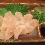 ねぎちゃん - 鶏ササミ お造り