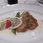 ゾーナ イタリア イン チェントロ - 魚料理