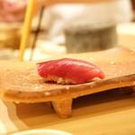 鮨 おおが - 料理写真:・血合いぎし
