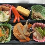 お弁当 笑和 - 料理写真: