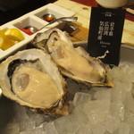 ガンボ&オイスターバー - 岩手県広田湾気仙町産生牡蠣