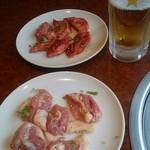食道楽 ひさご - 料理写真: