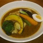 87753006 - 知床鶏野菜スープカレー北海道産