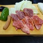 近江牛肉のしもかわ - 料理写真: