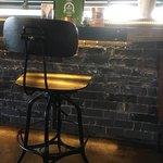 グッドネイバーズコーヒー - 頑張ったけど逆光に勝てず… クオリティの悪い写真だけど雰囲気だけ伝わればと思って貼りました(;ω;)