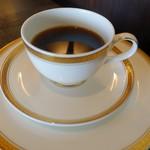 岡山国際ホテル - コーヒー