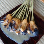 一文字屋和輔 - 阿ぶり餅(500円)