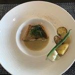 岡山国際ホテル - メイン(旬の魚のポワレ)