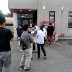 87757155 - 【2018.6.17(日)】開店待ちをしている先客