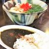 よしもと食堂 - 料理写真:とうふアーサそばとミニカレー