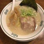 東京とんこつ とんとら - 塩ラーメン
