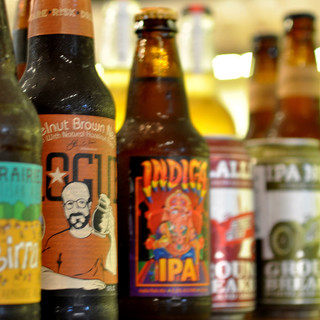 アメリカのボトルクラフトビール!期間限定イベントあり!
