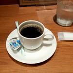 ビストロ・クレアンテ・トウキョウ - モーニングコーヒー