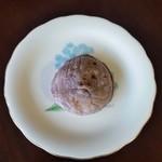 87761494 - 古代米入り、梅ヶ枝餅。