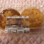 東だんご本舗 - 料理写真:醤油味と味噌味のおにぎりセット