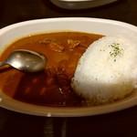 カフェ サウスワン - 牛すじカレー