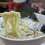 麺処 大安商店 - 麺リフト