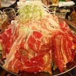 87762647 - [コース]肉鍋