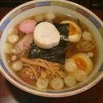 らーめん みかん - 料理写真:昔ラーメン