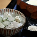 宮崎料理 万作 - 冷や汁